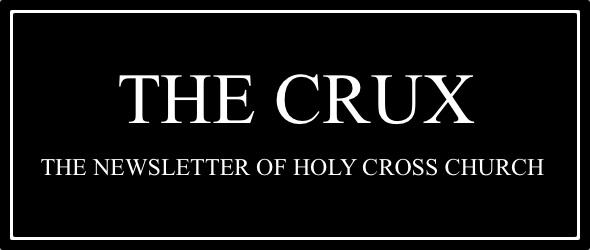 Crux title graphic