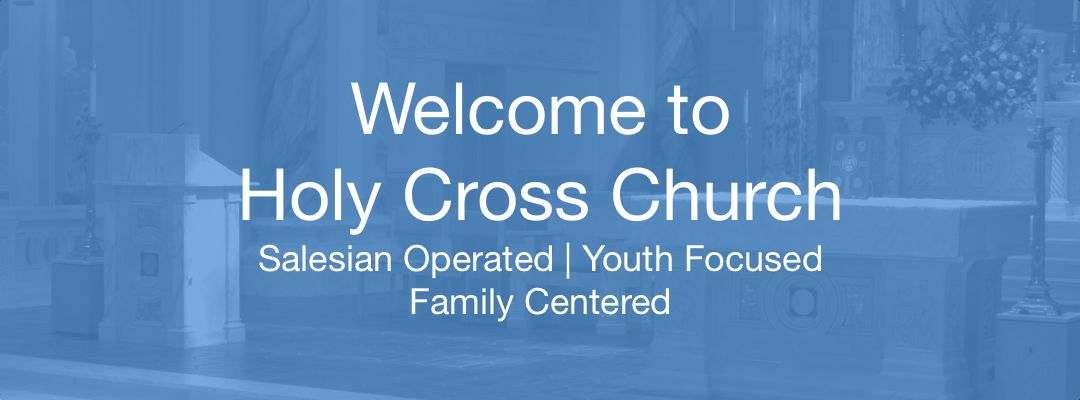 Welcome to Holy Cross Church