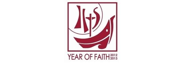 Year of Faith logo