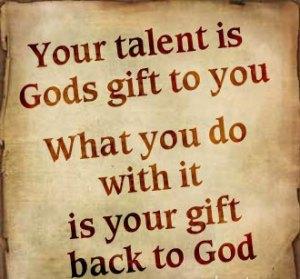 Talents Parable
